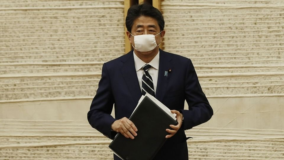 Japanese PM Shinzo Abe lifts nationwide coronavirus lockdown