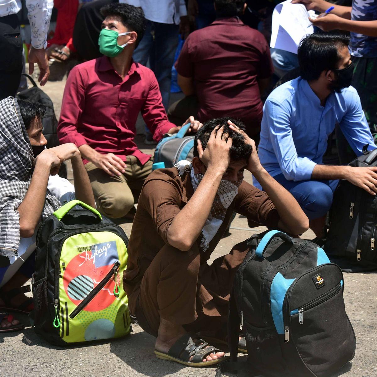 Mira Bhyandar: Bengali migrants in twin-city await Shramik Special trains