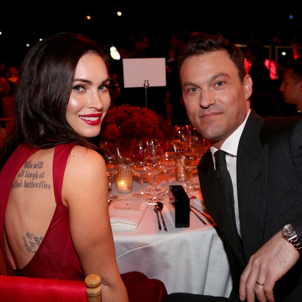 Did you know? Megan Fox first dumped Brian Austin Green while he was bedridden