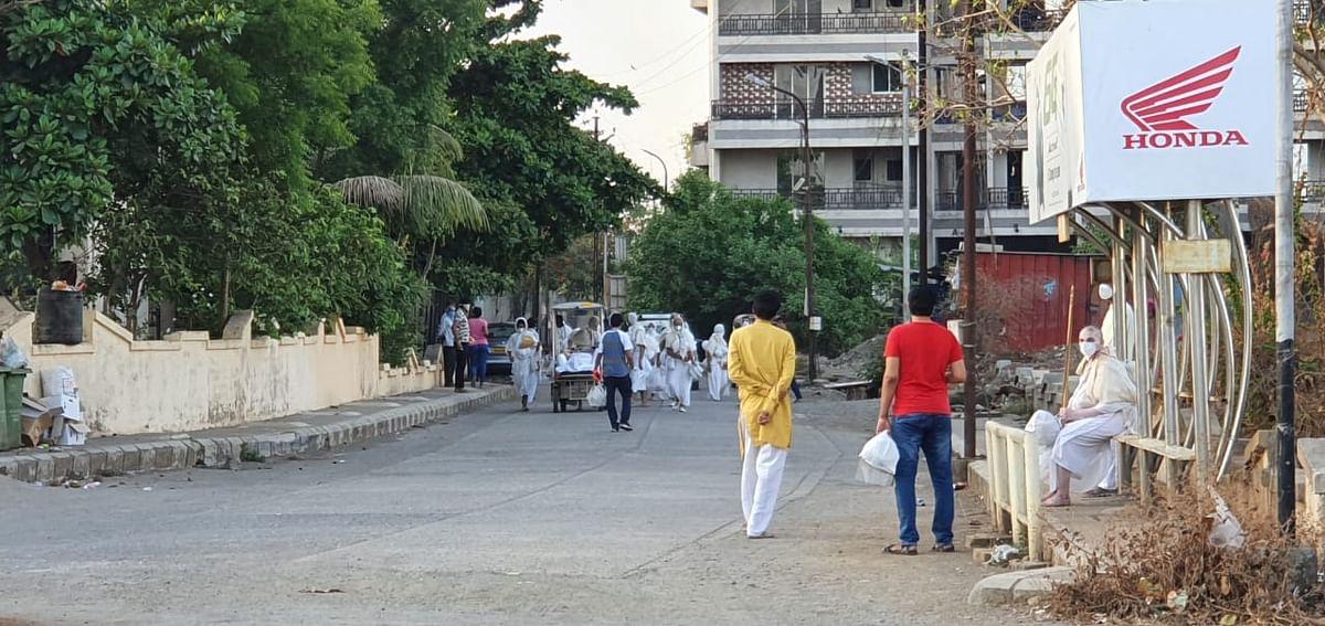 Coronavirus in Kalyan-Dombivli: Jain temple in Dombivli organises religious event, violates lockdown
