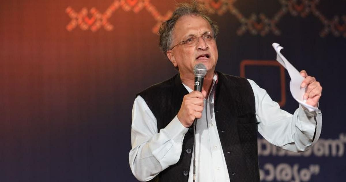 'Made without consent': Ramachandra Guha disowns controversial Jai Hind statement saying all citizen resources are nation's