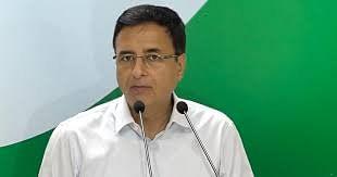 Congress chief spokesman Randeep Singh Surjewala
