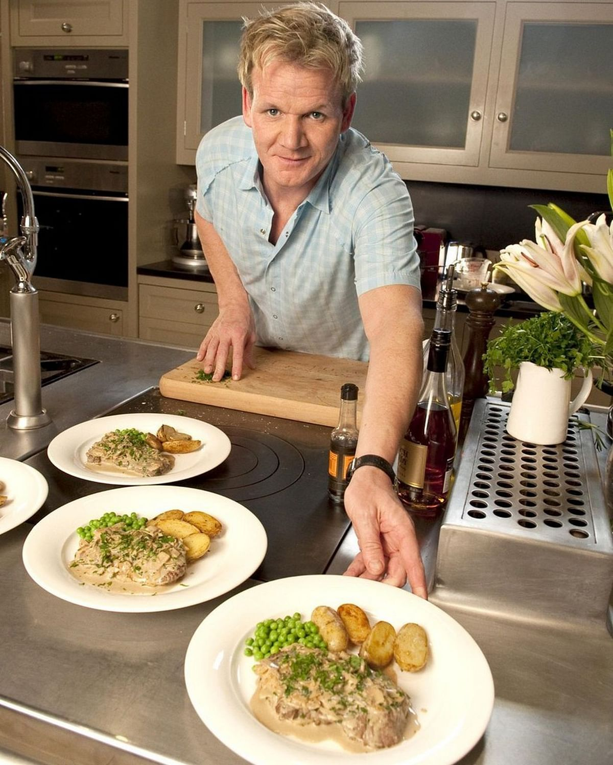 British Chef, Gordon Ramsay