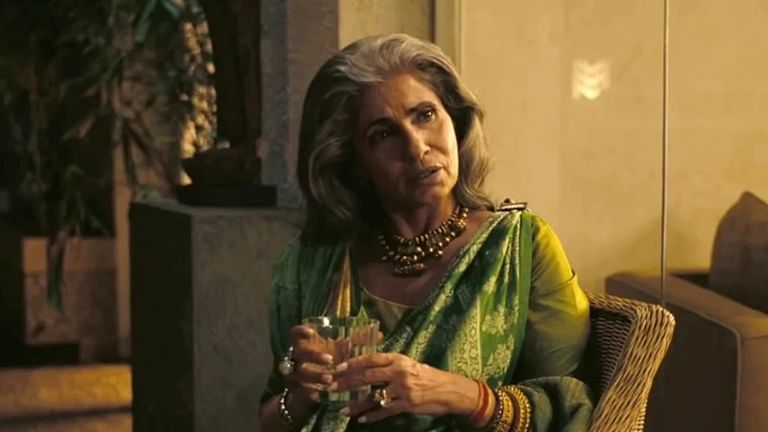 Dimple Kapadia on Christopher Nolan's 'Tenet': 'It was a beautiful dream for me'