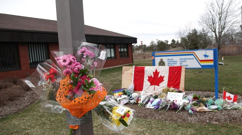 Document details Canada mass shooter's paranoia, weapons