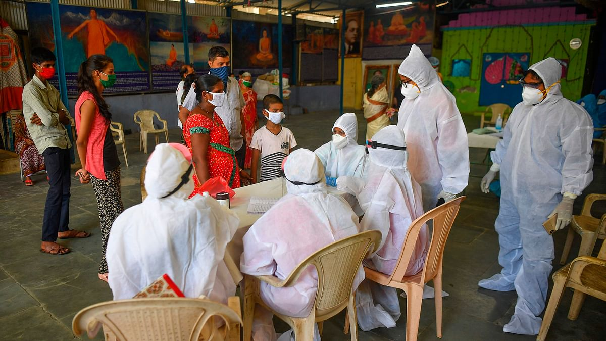 Madhya Pradesh: 1,222 new coronavirus cases, 18 deaths, 1,434 discharged