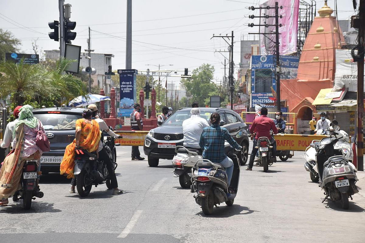 Marshals deployed in Thane slums to enforce lockdown