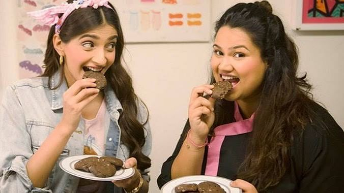 Sonam Kapoor consoles Pooja Dhingra after patissier shuts popular SoBo cafe Le 15 due to COVID-19