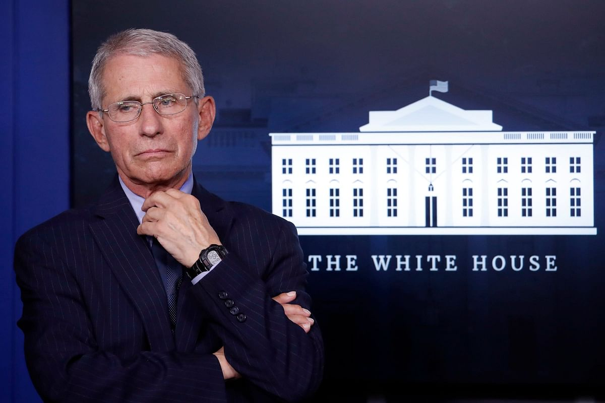 Top US infectious disease expert Dr Anthony Fauci warns of 'needless suffering & death'
