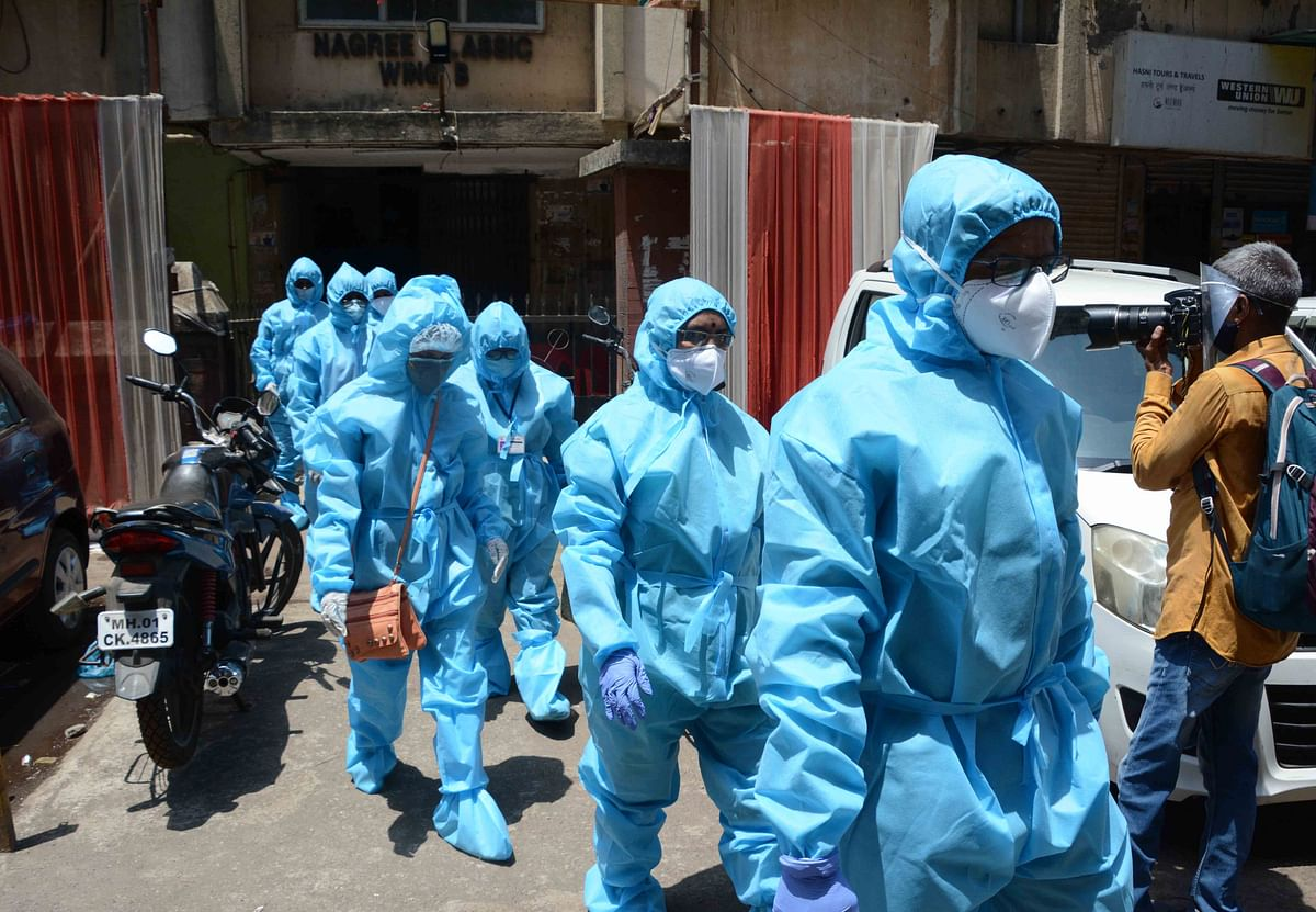 Coronavirus in Mumbai: Are the number of cases reducing in Dharavi? BMC data seems to suggest so