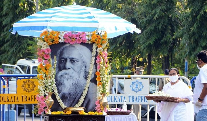 West Bengal celebrates Gurudev's anniversary amid lockdown