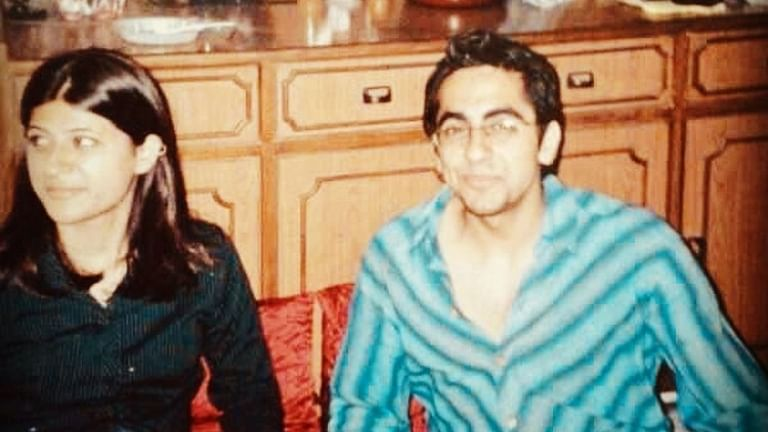 Ayushmann Khurrana, Tahira Kashyap believed in social distancing even while dating