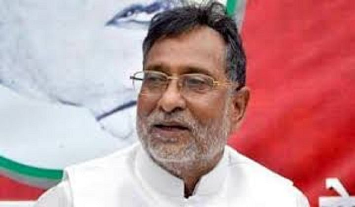 Senior Samajwadi Party leader Ram Govind Chaudhary