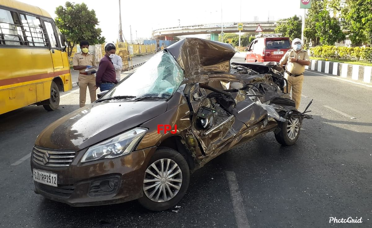 Road accidents in Maharashtra dip in last 3 years: Highway Police