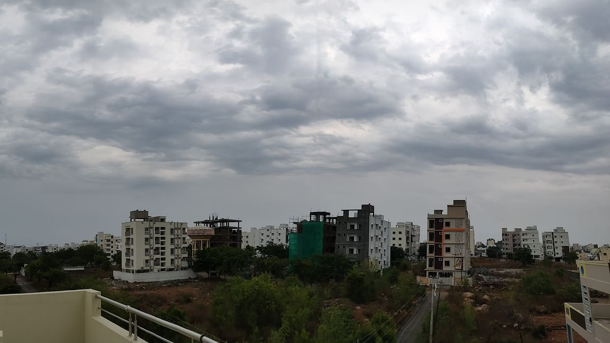Hyderabad Rains: City gets respite from heat as it receives showers; see pics