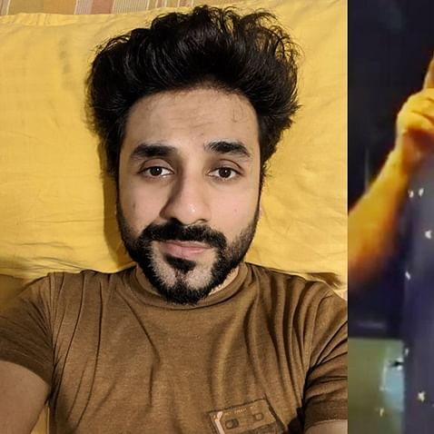 Vir Das shares his lockdown ordeal after an old man harasses, sneezes and threatens to assault him