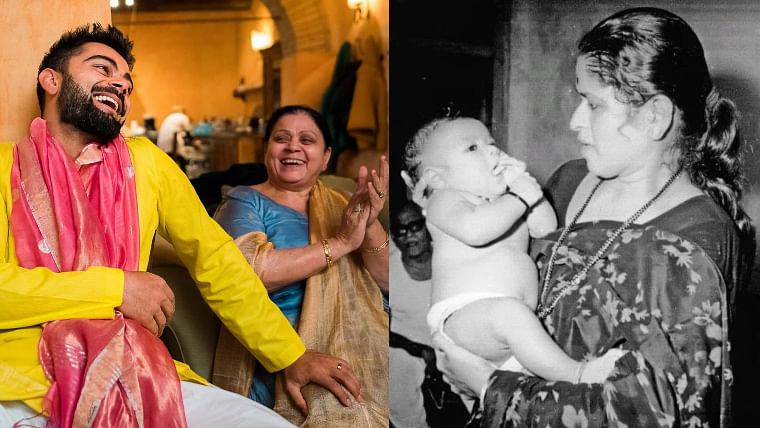 Mother's Day 2020: Sachin Tendulkar, Virat Kohli and others join in to laud the efforts of mothers