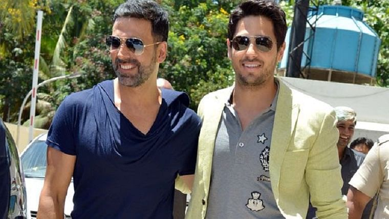 Sidharth Malhotra says Akshay Kumar is like his big brother