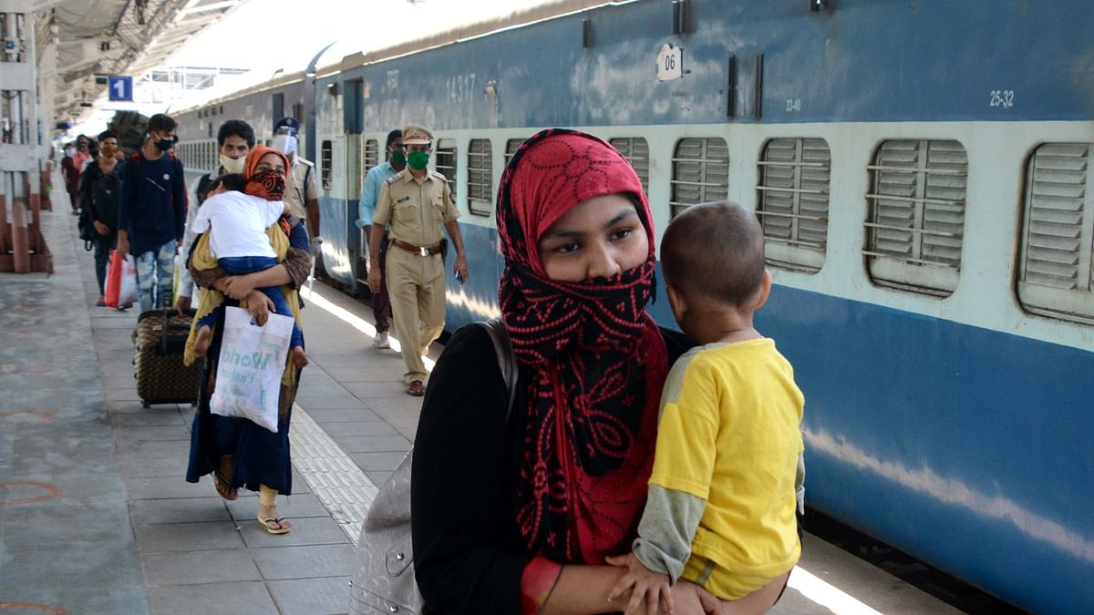 Over 14 lakh stranded people transported back to their home states in 15 days: Indian Railways