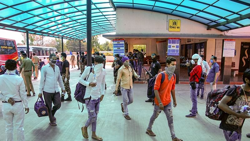 Indore: E-pass facility for stranded people gets huge response