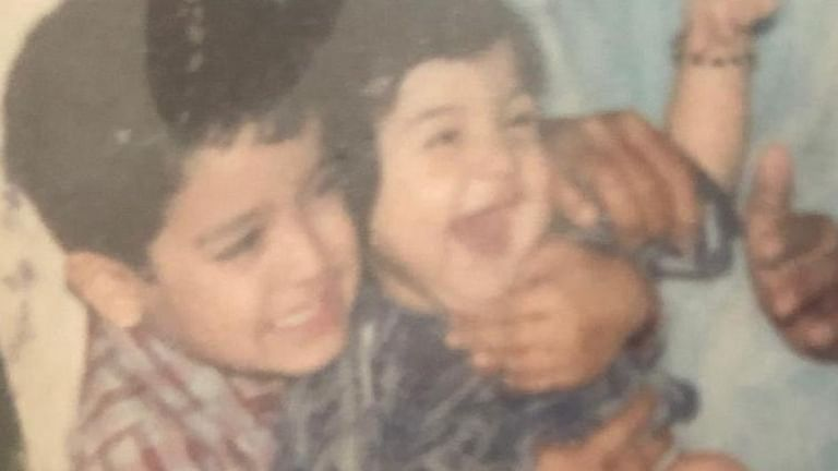 Anushka Sharma shares adorable childhood picture with brother Karnesh