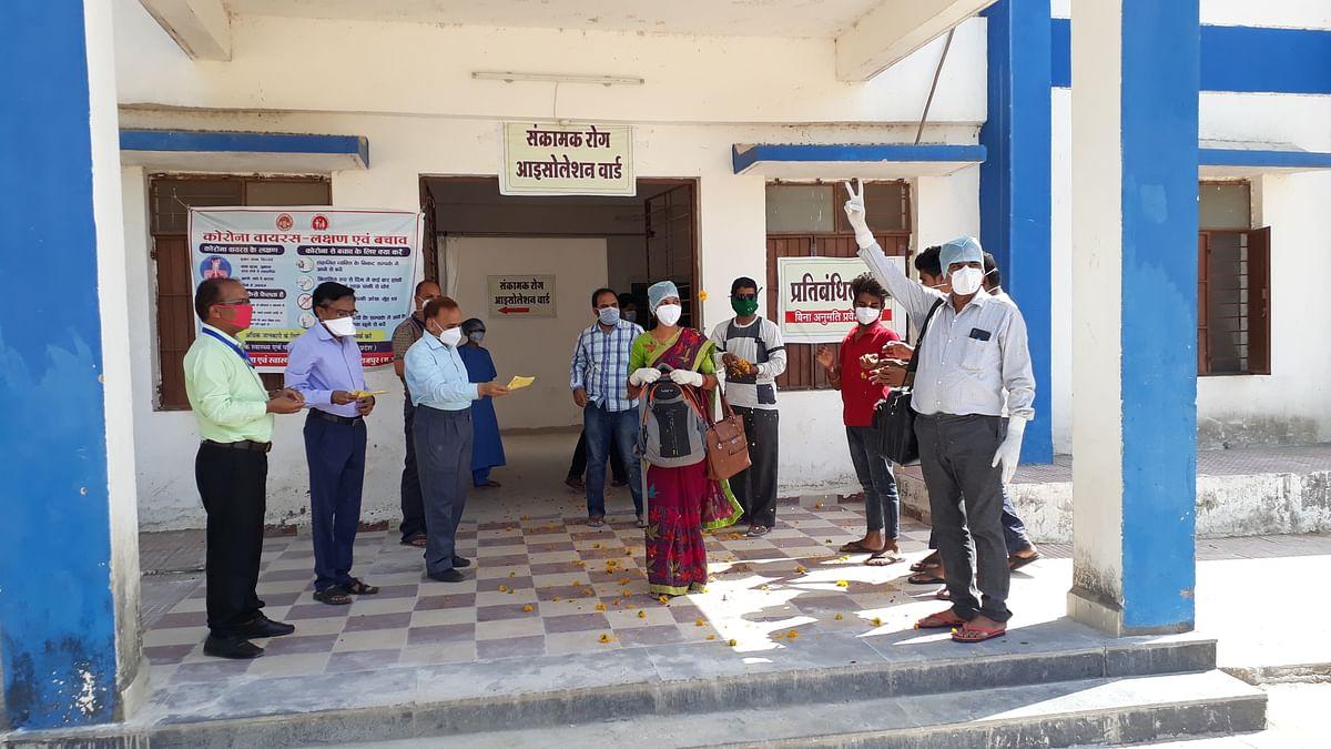 Coronavirus in Madhya Pradesh: Neemuch administration on alert as one tests positive, Alirajpur is now Corona-free