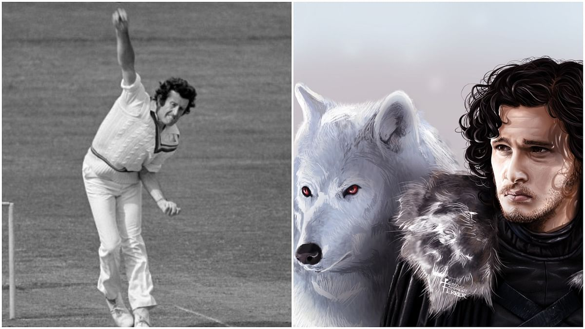Jon Snow vs John Snow: Who was the English fast bowler journalist Ashutosh was referring to?