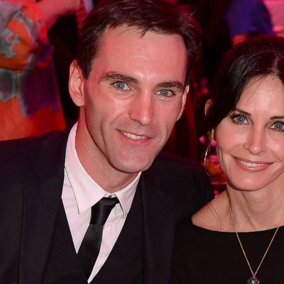 Courteney Cox says 'it's been hard' without BF Johnny McDaid as couple stays apart amid lockdown