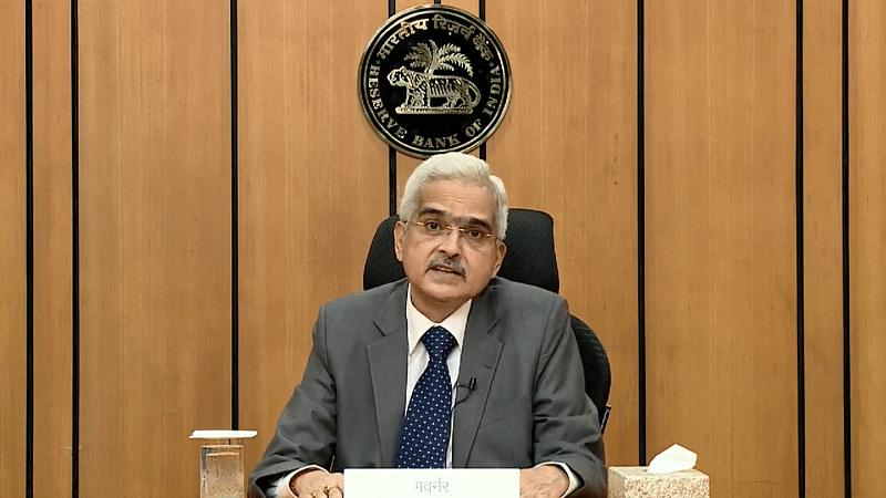 RBI Governor Shaktikanta Das (File)