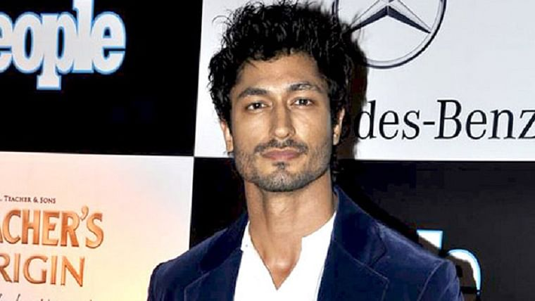 Vidyut Jammwal always wanted to be an action hero