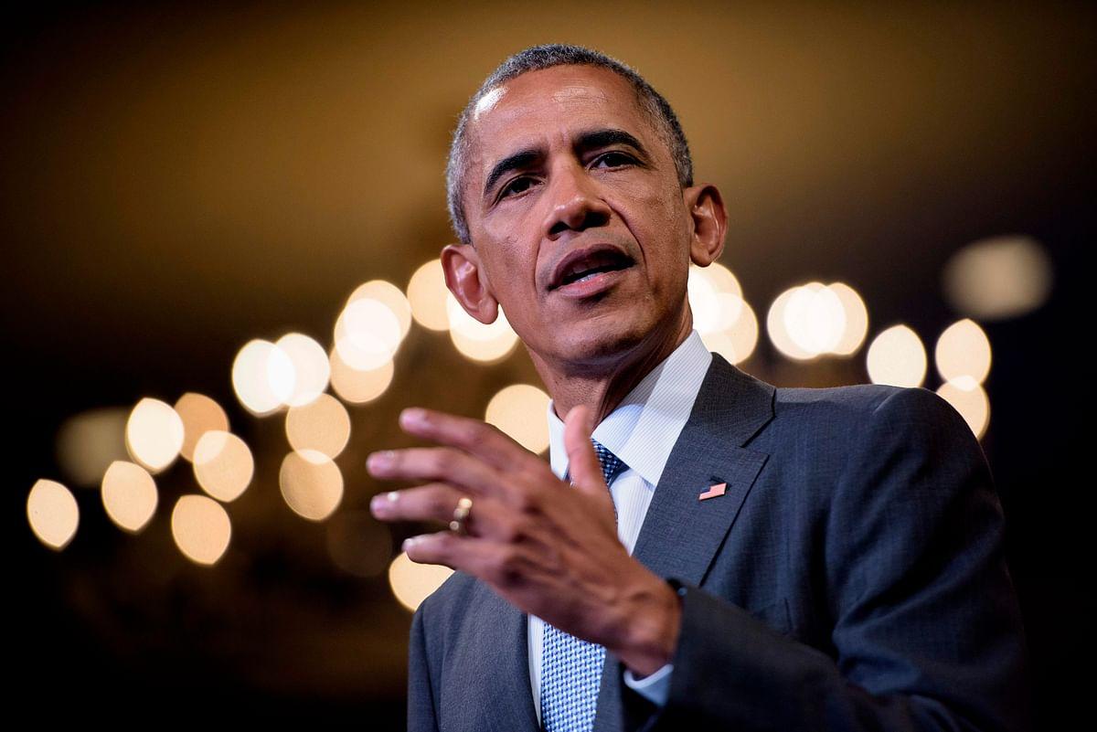 "Barack Obama slams President Trump, calls his virus response ""absolute chaotic disaster"""