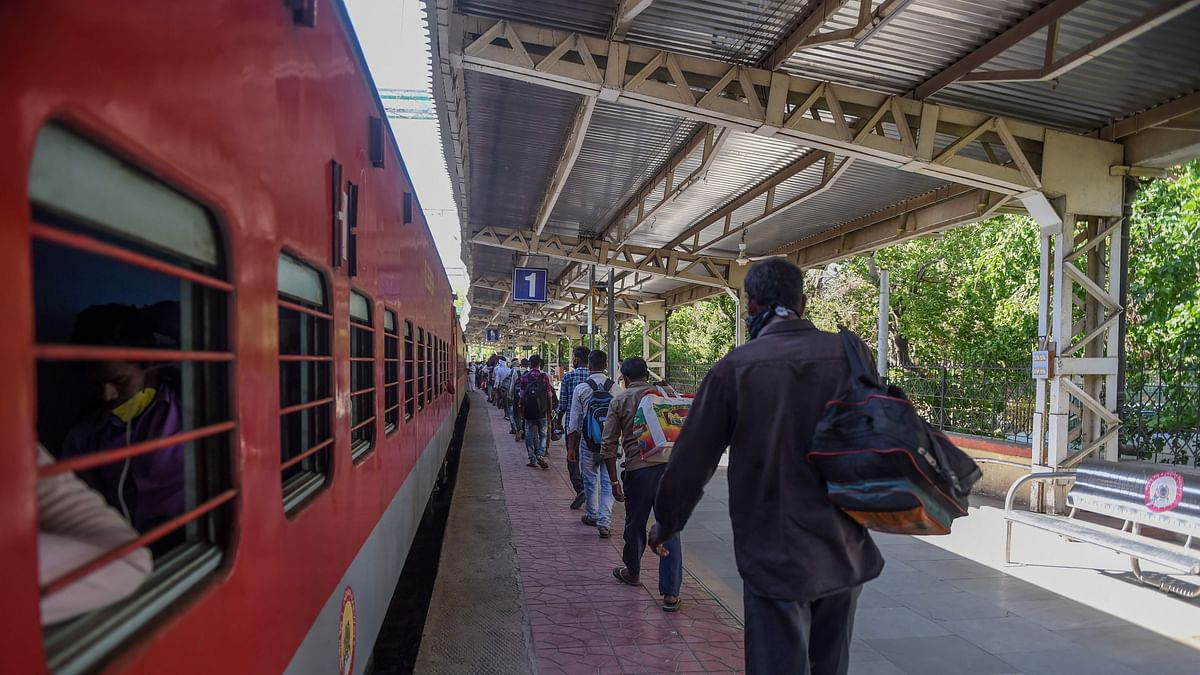 171 Shramik Special Trains operated so far, more than 1.70 lakh migrants ferried: Railways
