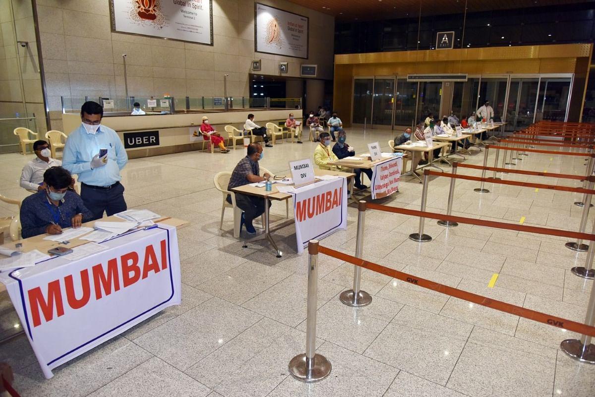 No flights from Mumbai, 5 other cities to Kolkata
