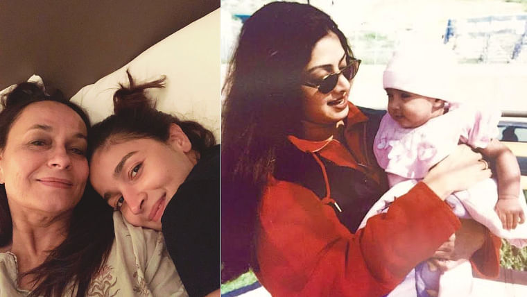 Mother's Day 2020: Alia Bhatt, Janhvi Kapoor, Ayushmann Khurrana and other B-town stars join in to laud the efforts of mothers