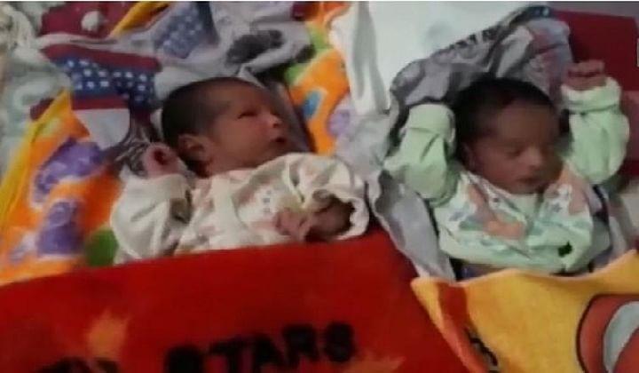 Meerut couple names newborn twins 'Quarantine', 'Sanitizer'
