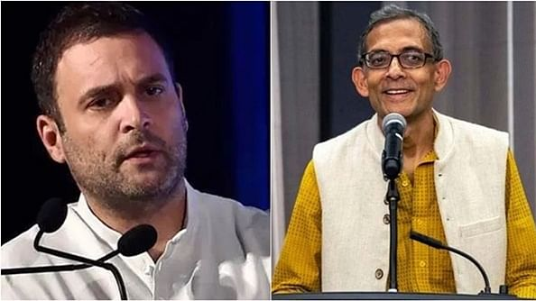 Rahul Gandhi to discuss economy, COVID-19 with Nobel Laureate Abhijit Banerjee today