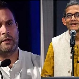 As Rahul Gandhi chats with Abhijit Banerjee on COVID-19, Twitter says 'change of career'?