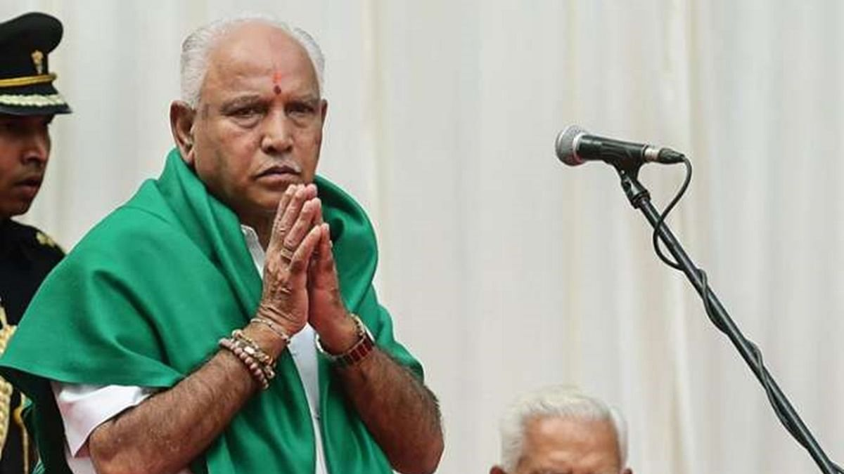 All ministers are together and happy: Yediyurappa dismisses reports of discontent after reallocation of portfolios