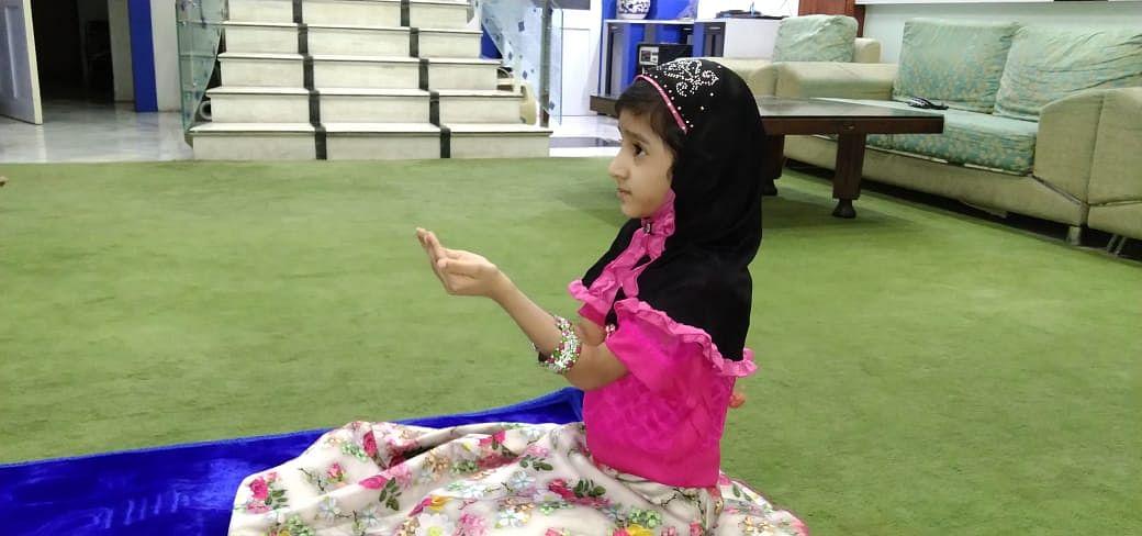Indore says Eid Mubarak in new style