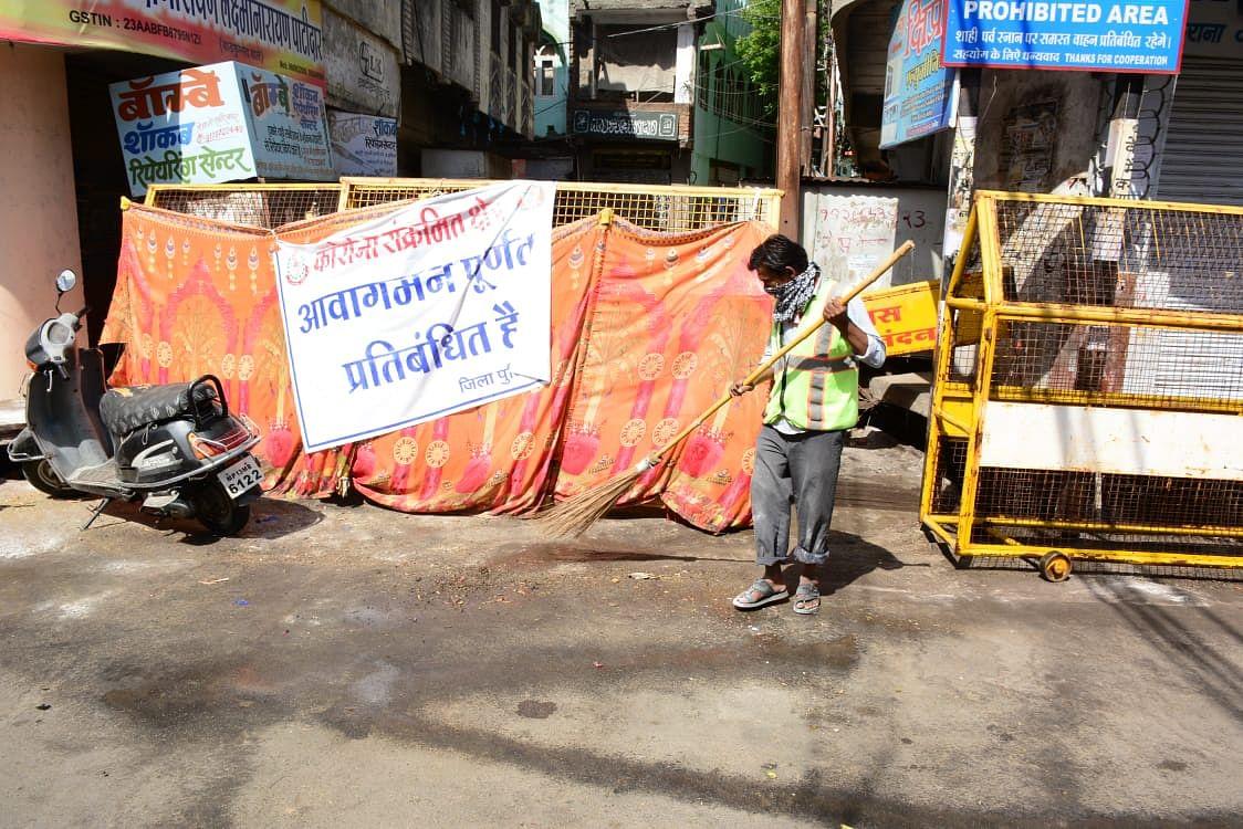 Sanitation Worker/ Representative Pic
