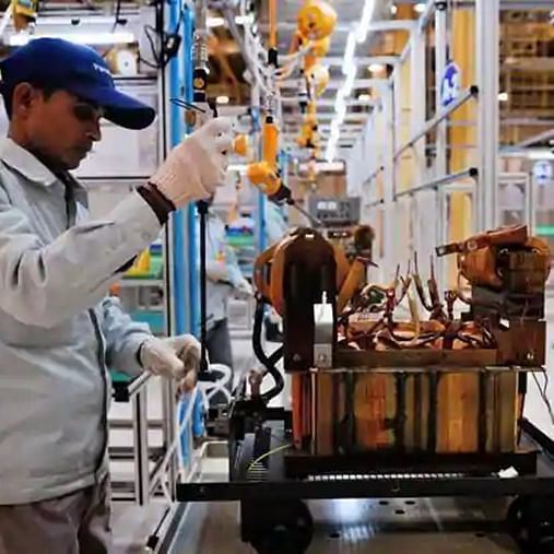 Rebound: Rising demand accelerates India's factory output in Aug, says PMI