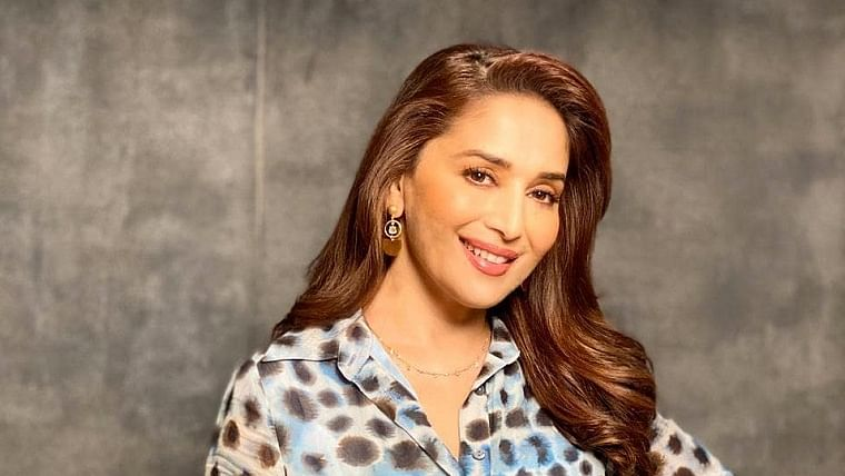 Quarantine Diaries: Madhuri Dixit makes singing debut amidst lockdown