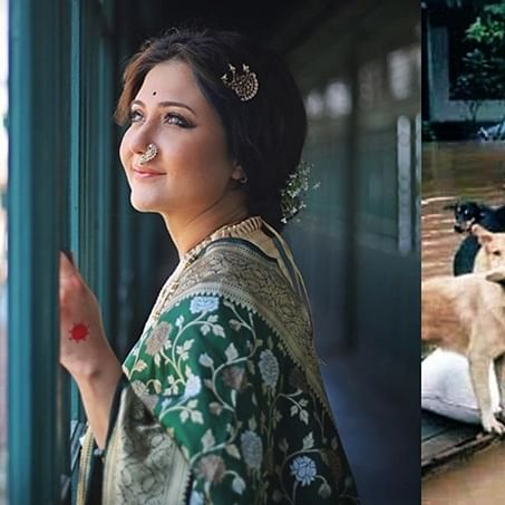'A man loves dogs, is a good man': Swastika Mukherjee hails canoe rider who saved dogs amid cyclone Amphan