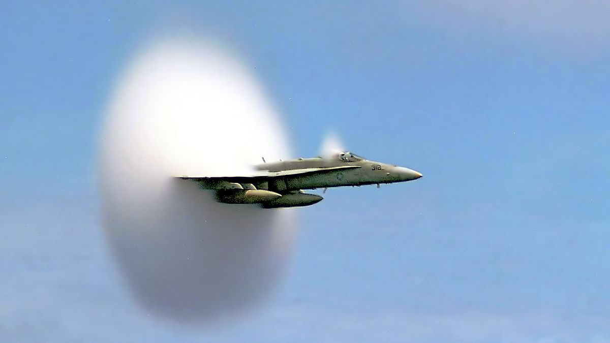 Sonic Boom in Bengaluru: IAF confirms fighter jet caused explosive sound in the city
