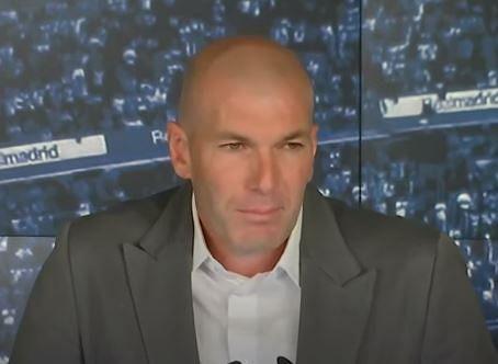 Winning is in Real's DNA: Zinedine Zidane