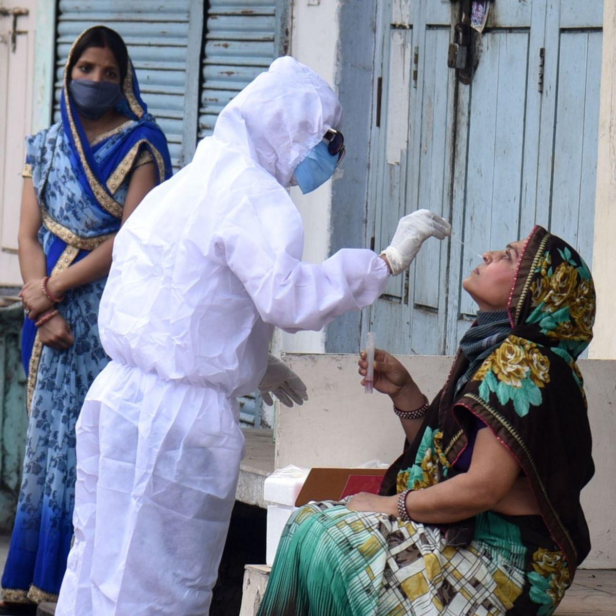 Madhya Pradesh: : Mhow corona positive cases touch 119