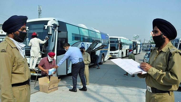 Coronavirus outbreak: 137 Hazur Sahib pilgrims who returned to Punjab from Maharashtra test COVID-19 positive