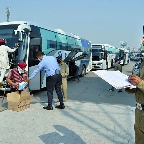 Coronavirus outbreak: 137 Hazur Sahib pilgrims who returned to Punjab from Maharashtra test COVID-19 positive