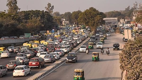 New Delhi: Motorists hit the road with gusto; for most it was business as usual