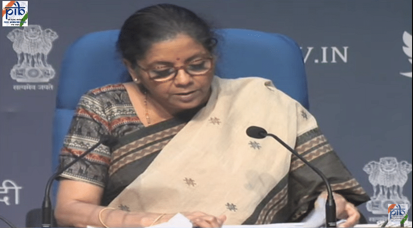 8 new horizons of growth: Highlights of Nirmala Sitharaman's press conference dated May 16, 2020